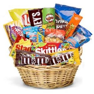 junk-food-and-snacks-gift-basket-same-day-delivery-student-gift-with-regard-to-incredible-home-same-day-delivery-gift-baskets-plan